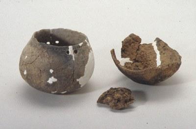 Keramik der Siedlung von Borgentreich-Großeneder (Foto: LWL-Archäologie für Westfalen)