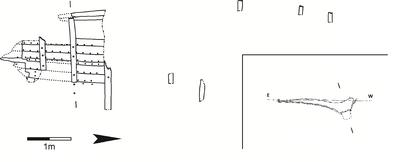 Fahrdorf Plan von Bodenwrangen und Planken