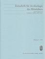 Zeitschrift für Archäologie des Mittelalters