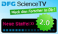 Icon DFG Science TV
