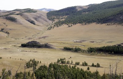 Khangaj-Gebirge, Mongolei, Grabungen 2019