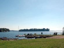 Olsborg Insel im Plöner See